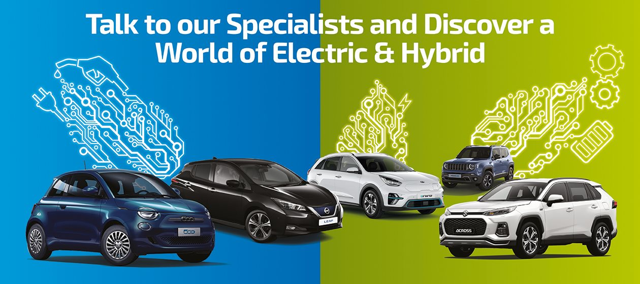 Hybrid and Electric Offers