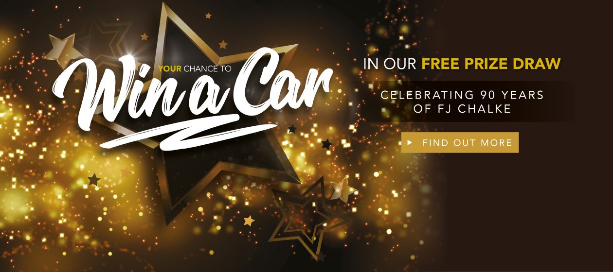 Your chance to Win a Car in our Free Prize Draw