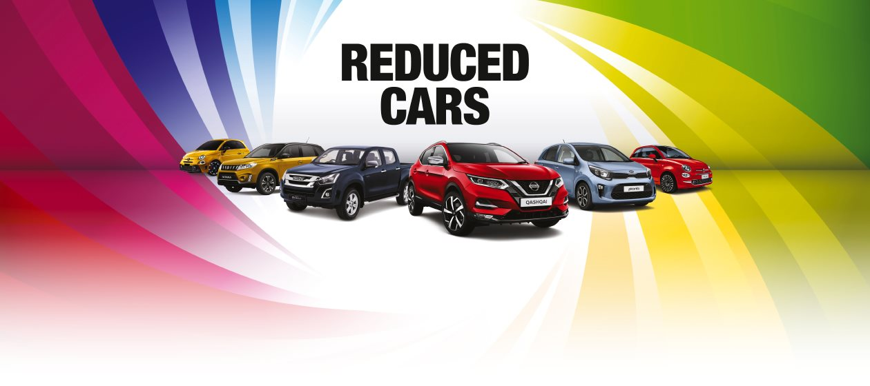 Reduced Cars at FJ Chalke and Vale Motors