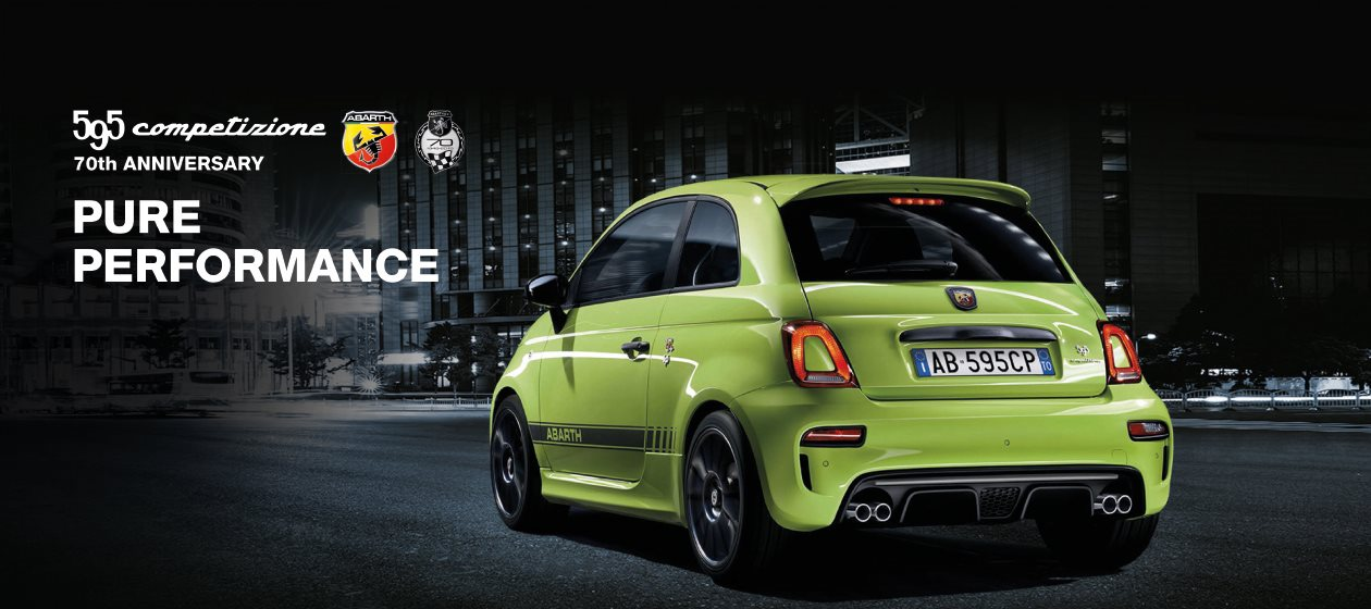 Abarth Offers