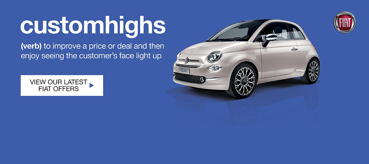 Fiat special offers