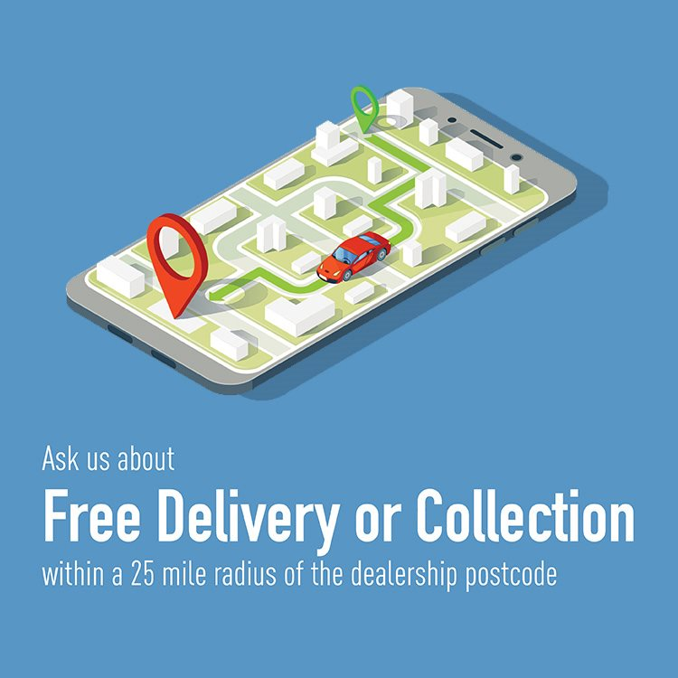 Free Delivery or Collection
