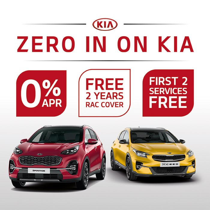 Kia Electric Scrappage