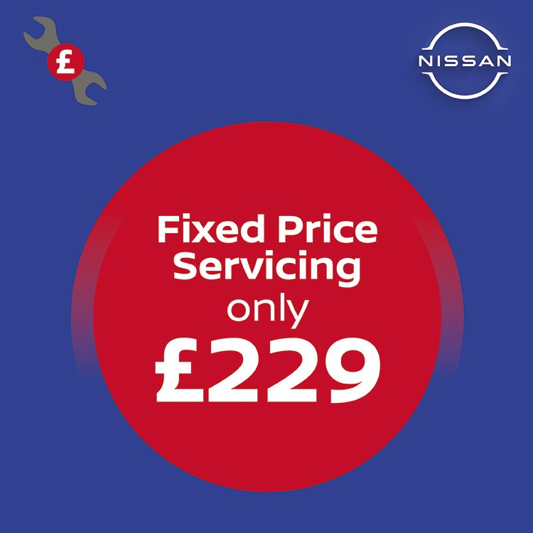 Nissan Service Care from only £229