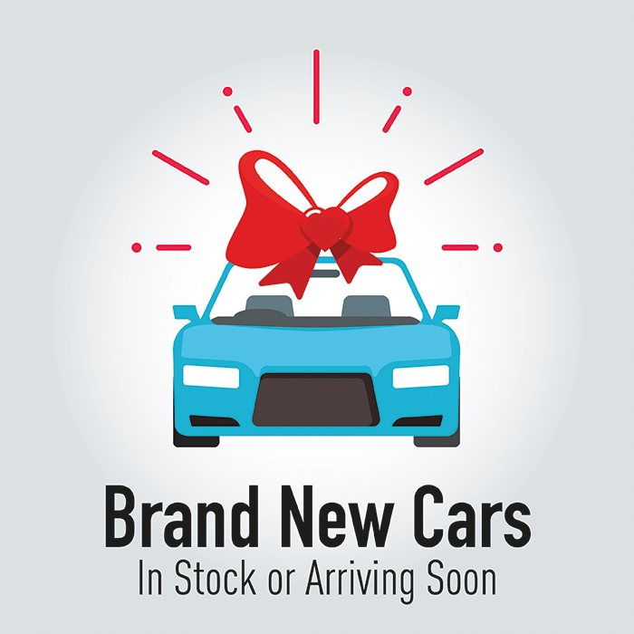 Brand new cars