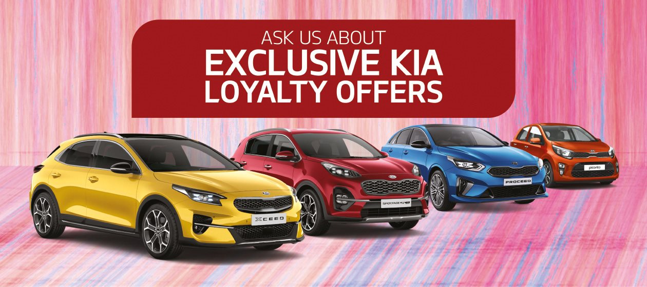 Kia Loyalty Offers