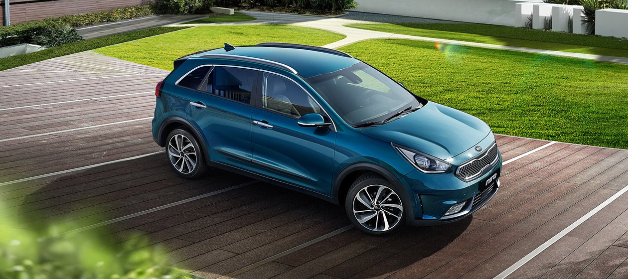 New Niro Self-Charging Hybrid