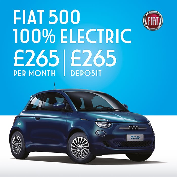 Fiat 500 Electric Offers