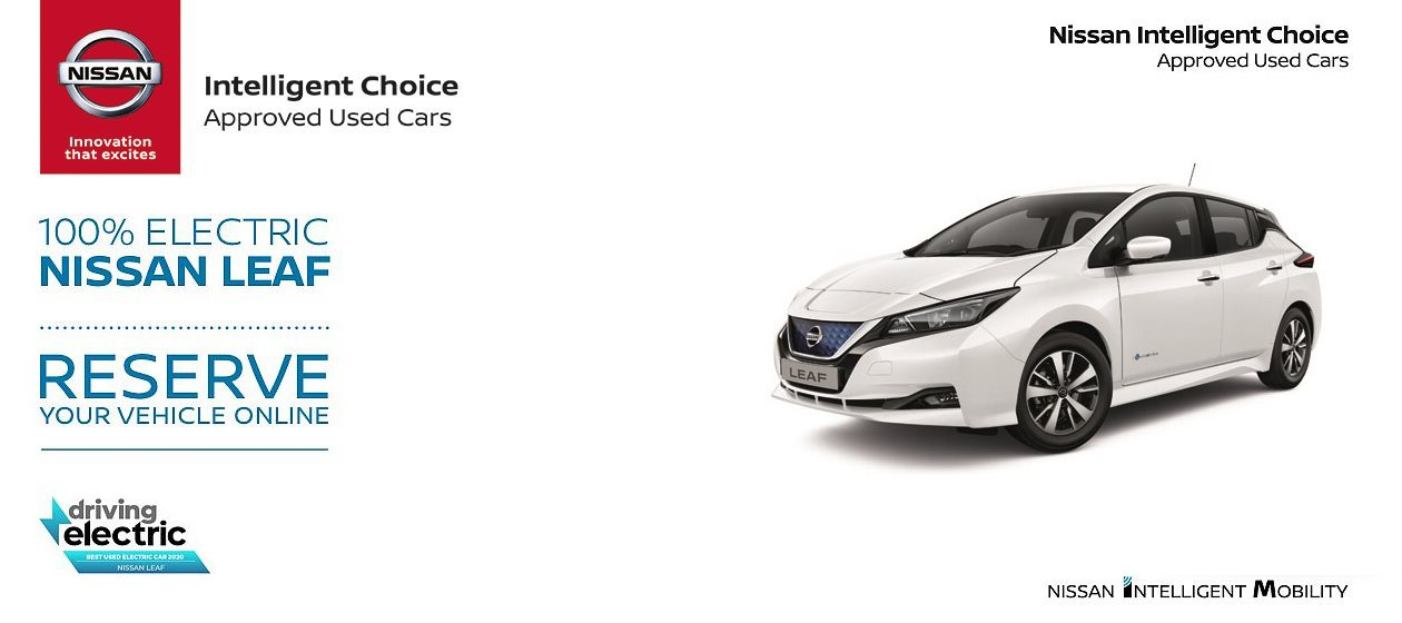 NISSAN APPROVED USED VEHICLE PROGRAMME