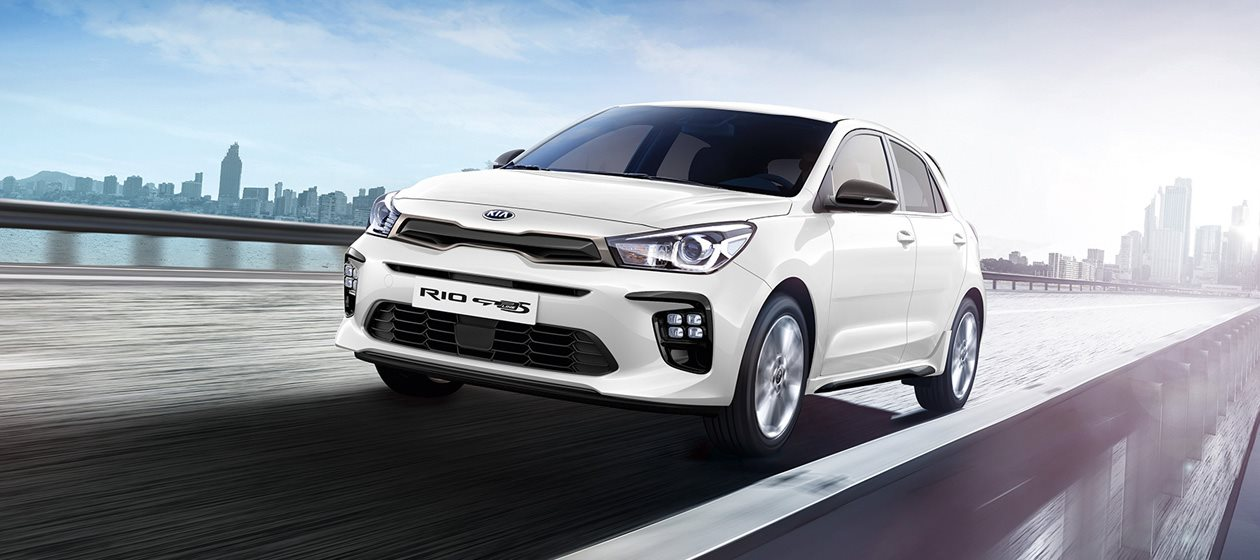 The New Kia Rio