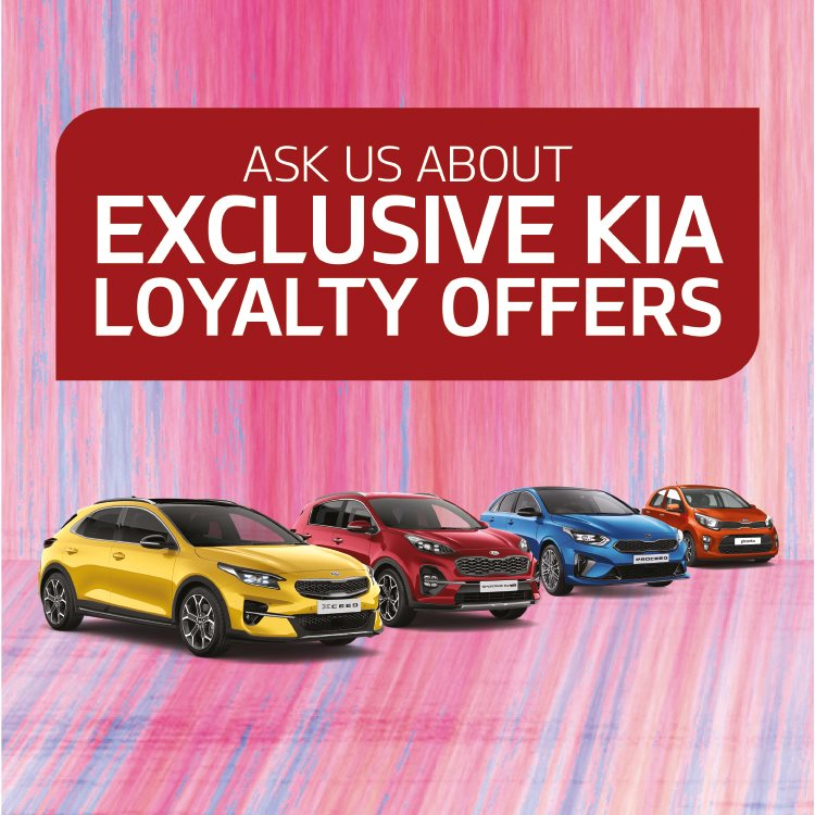 TRADE IN YOUR CURRENT CARENS, VENGA OR SOUL AND GET £500 TOWARDS A BRAND NEW KIA