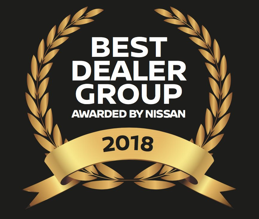 Nissan Best Dealer Group 2018