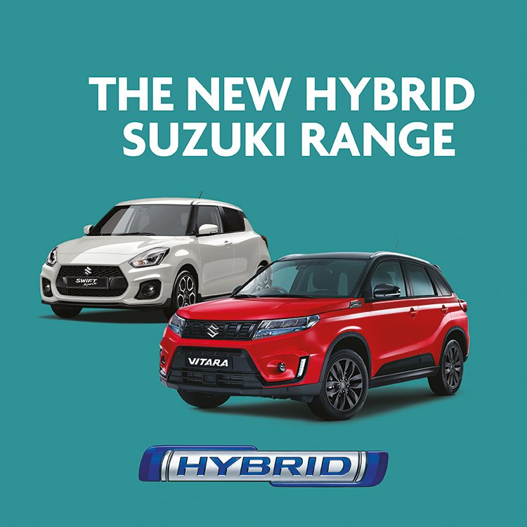 Used Suzuki electric and hybrid cars
